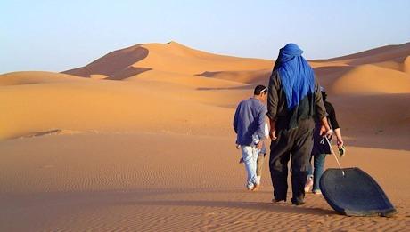 desert-maroc