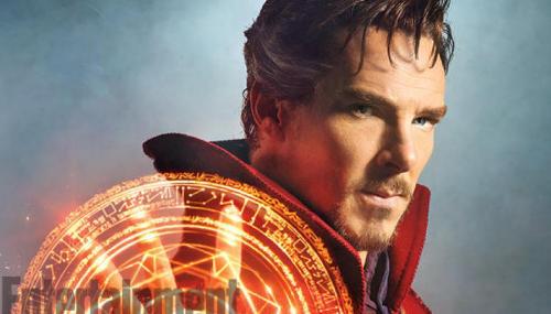 Dr Strange : La première photo de Benedict Cumberbatch dévoilée