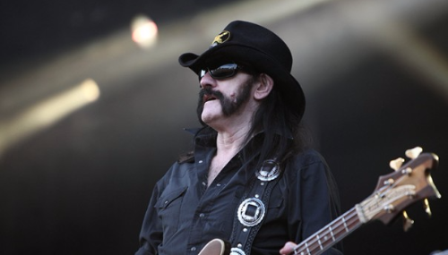 Le monde du rock réagit à la mort de Lemmy Kilmister