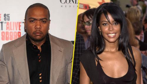 Timbaland dévoile un inédit d'Aaliyah plus de 14 ans après la mort de la rappeuse