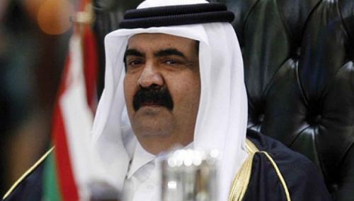 L'ancien émir du Qatar s'est cassé la jambe à Ifrane
