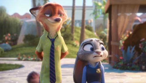 Zootopie : nouvelle bande-annonce