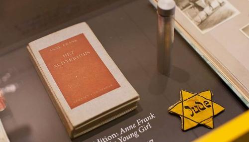 Le « Journal d'Anne Frank» publié sur Internet