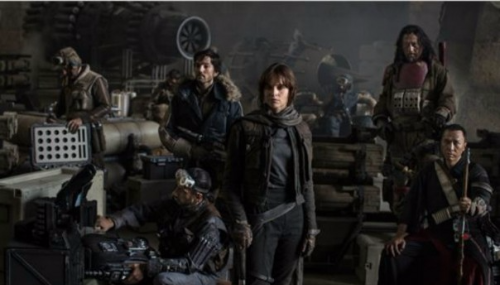 """Le film le plus attendu de 2016 est…""""Rogue One : A Star Wars Story"""""""