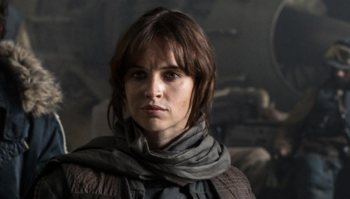 Star Wars Rogue One : Le personnage de Felicity Jones dévoilé ?