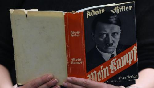 L'Allemagne réédite le brûlot antisémite