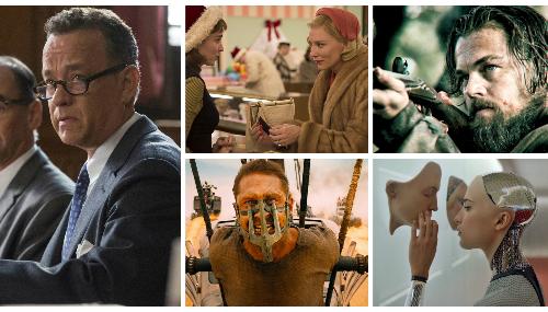 BAFTA 2016 : Le Pont des espions, Carol et The Revenant en tête des nominations