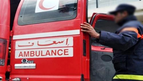 Cinq morts et trois blessés graves dans un accident survenu sur l'autoroute Settat-Marrakech