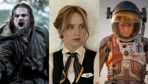 Star Wars Le Réveil de la Force, The Revenant, Seul sur Mars... Les nommés aux Oscars 2016 !