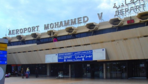 Aéroport international Mohammed V: arrestation d'une Hongroise en possession d'une importante quanti