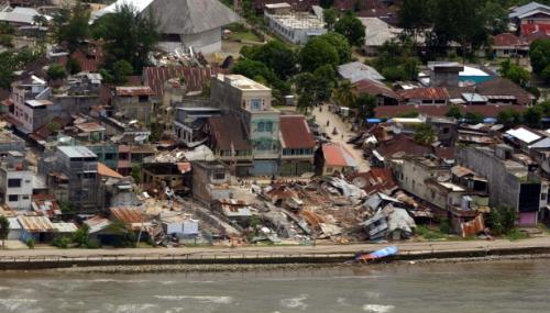 Indonésie: plusieurs maisons endommagées suite à un séisme