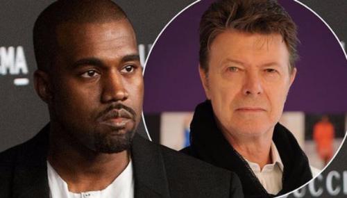 Une pétition veut empêcher Kanye West de rendre hommage à David Bowie