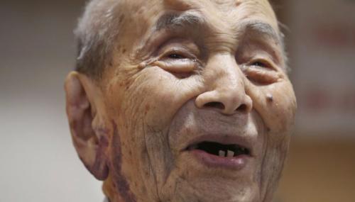 Décès de Koide, le doyen de l'Humanité