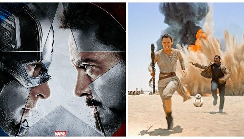 Les films Star Wars et Marvel Studios vont continuer