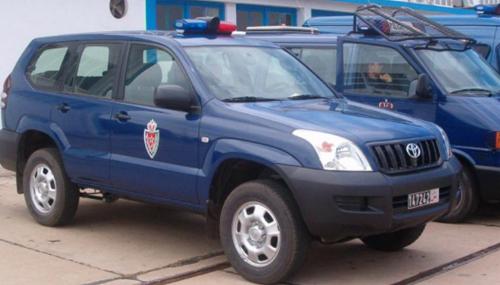 Témara: Ils falsifient des plaques de voitures officielles pour voler