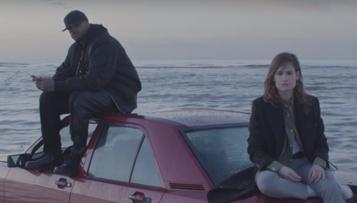 Christine and the Queens et Booba dévoilent leur clip
