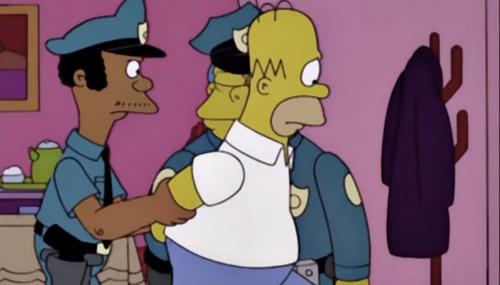 Les Simpson vs. Making a Murderer : le mash-up bluffant et hilarant