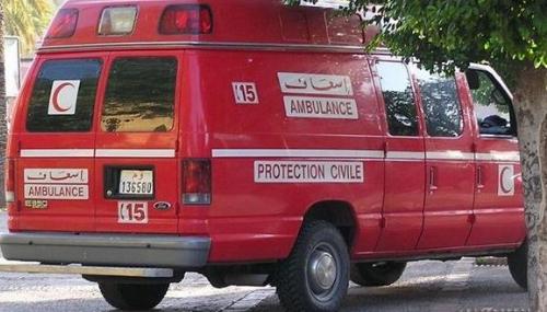 Un accident de la route près de Fès a fait six blessés