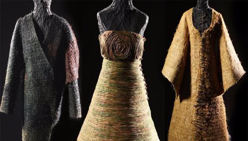 Les robes de Noureddine Amir s'invitent à la Fondation Pierre Bergé-Yves Saint Laurent