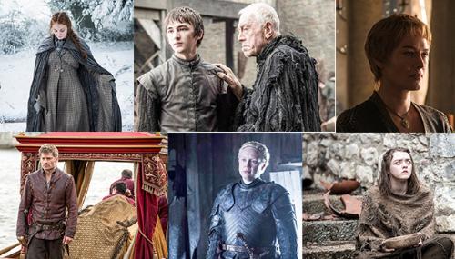 Game of Thrones saison 6 : que nous apprennent les premières photos ?