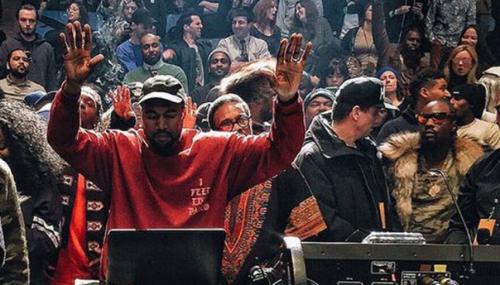 """Kanye West annonce que """"The Life Of Pablo"""" ne sortira jamais et critique les """"médias blancs"""""""