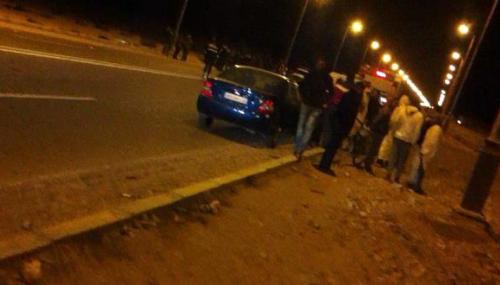 L'explosion d'un cocktail Molotov à Laâyoune fait 5 blessés