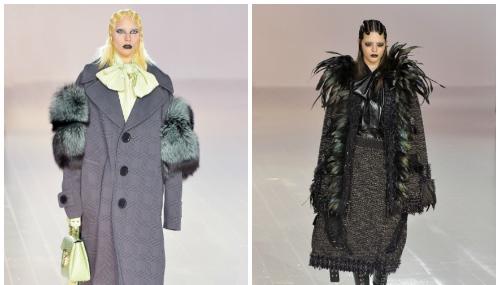 Lady GaGa et Kendall Jenner métamorphosées et angoissantes pour Marc Jacobs