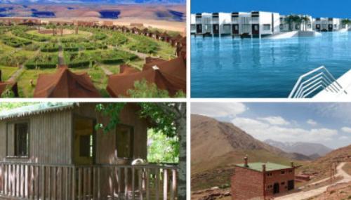 7 logements insolites sur airbnb au maroc. Black Bedroom Furniture Sets. Home Design Ideas