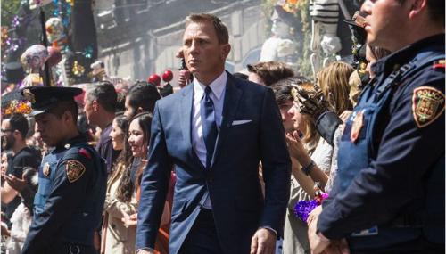 La sortie du prochain James Bond repoussée à 2018 ?
