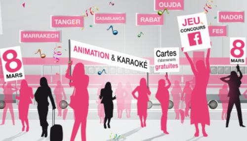 L'ONCF célèbre la Journée internationale de la femme