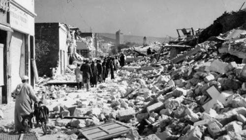 Le 29 février 1960, un tiers des habitants d'Agadir périssaient