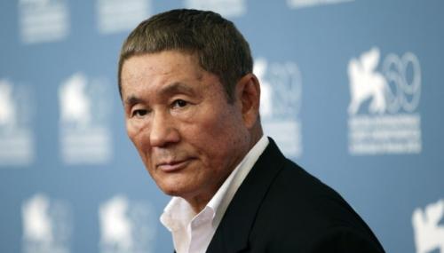 "Takeshi Kitano va jouer dans l'adaptation cinématographique de ""Ghost In The Shell"""
