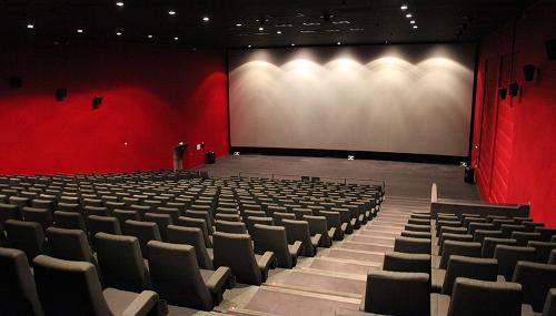 Cinéma : 1,8 million d'entrées dans les salles en 2015