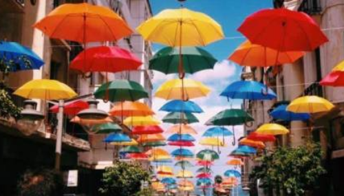 Tanger s'inspire d'une oeuvre d'art portugaise pour célébrer la journée internationale du bonheur