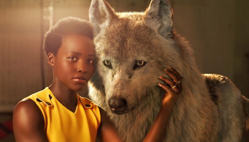 Le Livre de la Jungle : les premières photos des acteurs avec leur animal alter-ego
