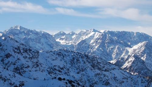 Une Allemande meurt dans une tempête de neige en escaladant le mont Toubkal