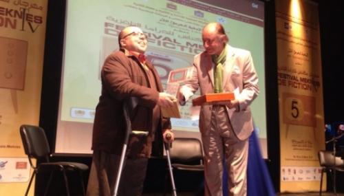 Festival de fiction télévisuelle de Meknès: Abdesslam Kelai décroche trois prix