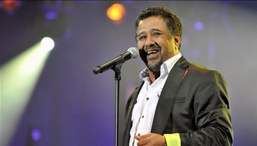 Cheb Khaled en concert à Casablanca