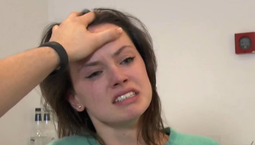 L'audition très intense de Daisy Ridley pour Star Wars 7
