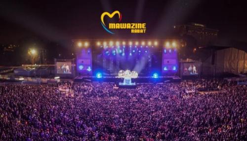 Mawazine, seule manifestation marocaine dans le Top Ten des festivals en Afrique