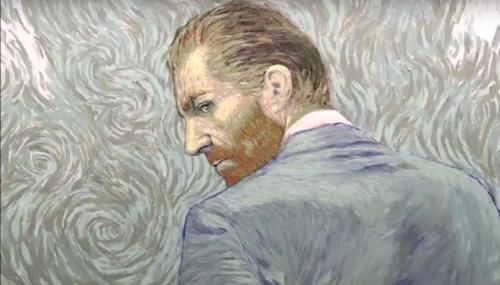 Les tableaux de Van Gogh prennent vie dans le trailer de Loving Vincent