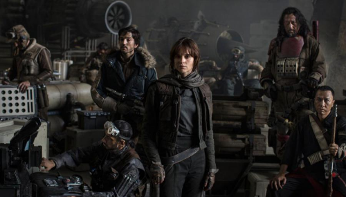 Star Wars Rogue One : Le premier trailer dévoilé !