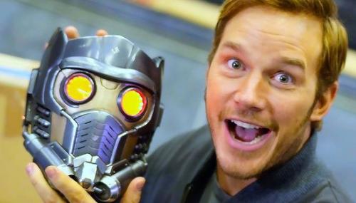 Chris Pratt confirmé dans Avengers 3