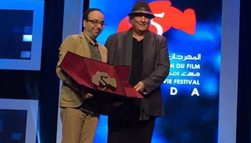 Oujda: Chrif Tribak décroche trois prix au Festival du film maghrébin