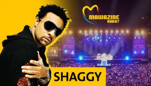 Mawazine 2016 : Shaggy se produira sur la scène de l'OLM Souissi le 26 mai