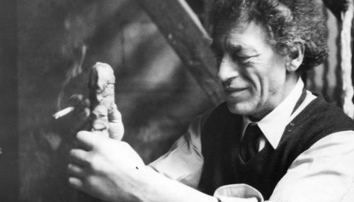 La première rétrospective africaine de Giacometti à Rabat