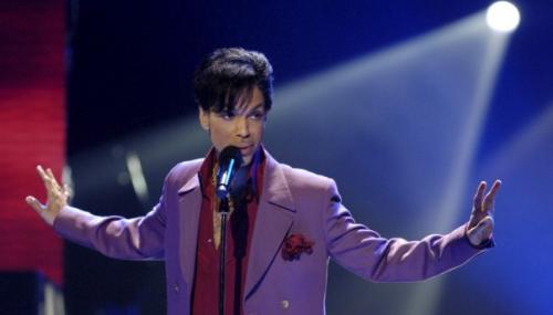 Prince dans les étoiles