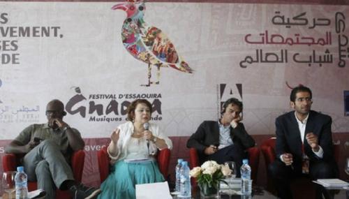 Le Festival Gnaoua d'Essaouira consacre son forum à la diaspora africaine