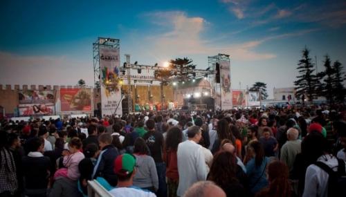 Festival gnaoua : hommage à Mahmoud Guinea et Doudou Ndiaye Rose