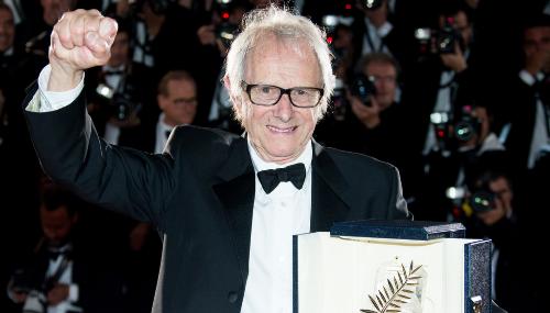 Festival de Cannes 2016 : Ken Loach charme les politiques